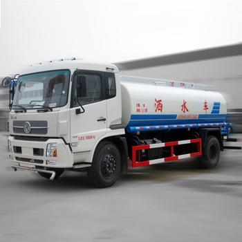 Hot Sale 15000L stainless steel drinking truck mounted water tank