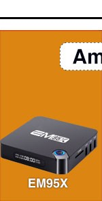 MXQ NEXT Amlogic S905X Quad Core Android 6.0 Marshmallow Android TV Box MXQ Pro 4K