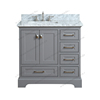 Homedee Floor model Bathroom Vanity modern bathroom cabinets