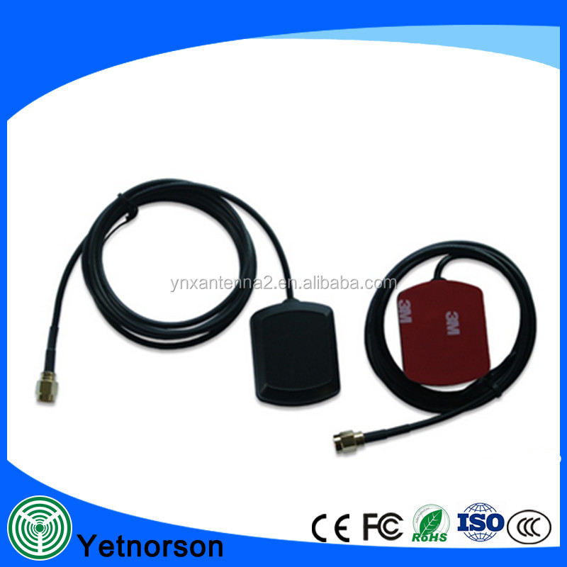 2017 Omnidirectional RG174 Cable Signal Amplifier GSM GPS Antenna