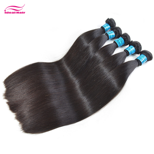 Cheap european remy human hair weave vendors,color 2 virgin straight 6 inch hair weaving,human yaki straight hair
