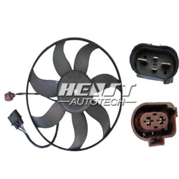 Auto Radiator Fan 1td 959 455 For Vw/skoda