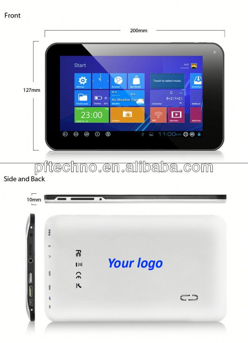 PF-M8850-2 tablet pc android driver