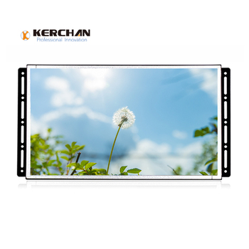 SAD2701KD Kerchan 27 Inch Commercial Use Smart Tablet USB Video Media Player For Advertising Touch LCD Monitor