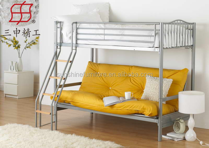 Etagenbett Metall Mit Couch : Finden sie die besten metall hochbett mit sofa hersteller und