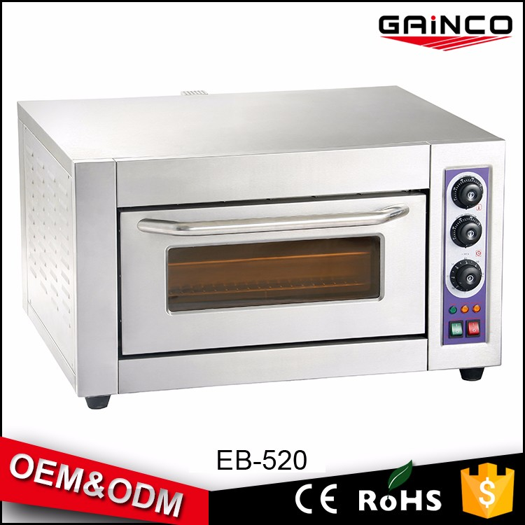 high performance all types of kitchen equipment mini electric oven for baking cupcakes EB-520