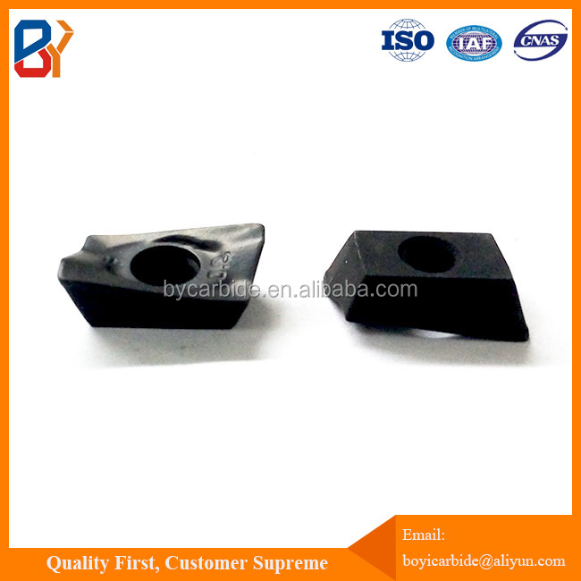 ADMT 160608 milling insert tungsten carbide milling inserts