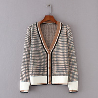 PK18BW0003 knitted cardigan knitting sweaters for christmas