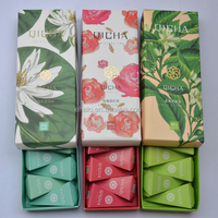 Custom and design tea packaging paper bag box