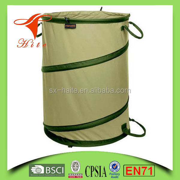 Gardening Bucket/C&ing Trash Bag/Foldable Storage Automatic Instant Pop-Up Light Portable  sc 1 st  Alibaba & pop-up storage bin-Source quality pop-up storage bin from Global pop ...