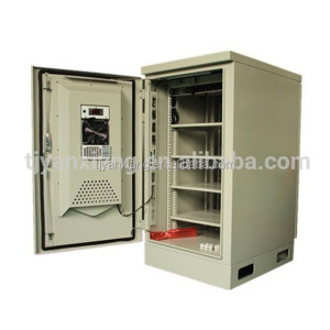 Outdoor electrical cabinet/explosion-proof enclosure SK-253 with 22U  rack/Fan type cabinet