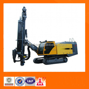 Mining/Quarry/Blasting drilling rig companies in China/KAISHAN company well  know product KT20