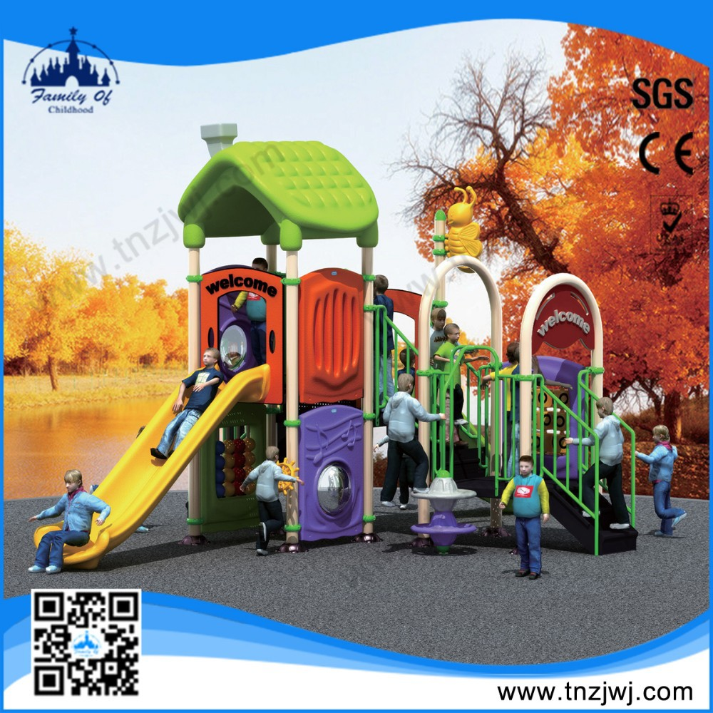 Guangzhou factory prices outdoor playground parks