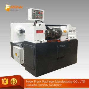 2017New model/china supplier/high performance/slidabrading/knurling/Thread rolling process machine
