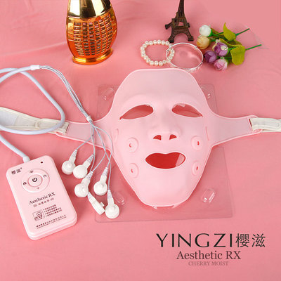 electric thin face artifact facial massage thin face