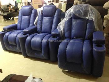Modern Home Theater Sofa, Electric Recliner Sofa, Home Cinema Chair