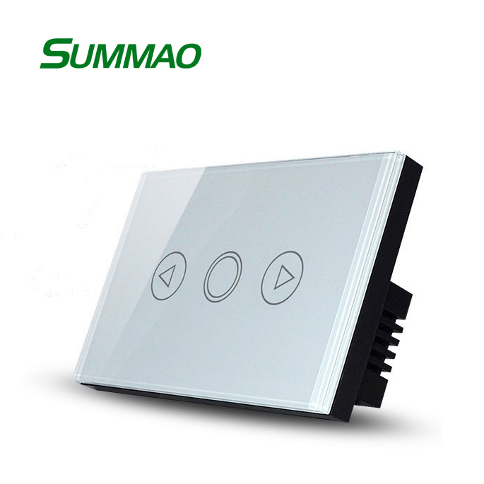 Eléctrico australiano Wifi luz regulable Led interruptores 010 V Dimmer interruptor de pared