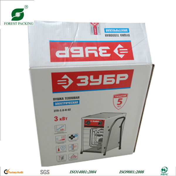 Printing Box for Machine Package Box Manufature