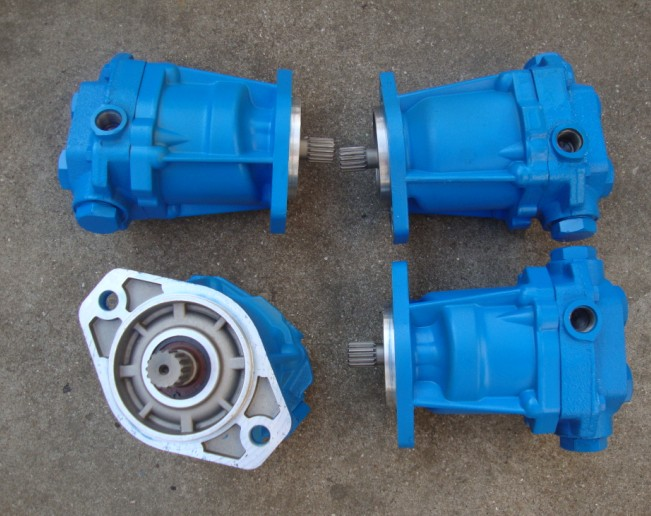 High quality Vickers MFE19 hydraulic piston motor on Promotions with the lowest price