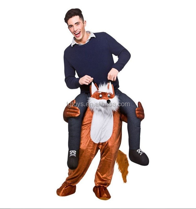 Plush Cowboy Costume Men Cowboy Costume Animal Cowboy Buy Plush