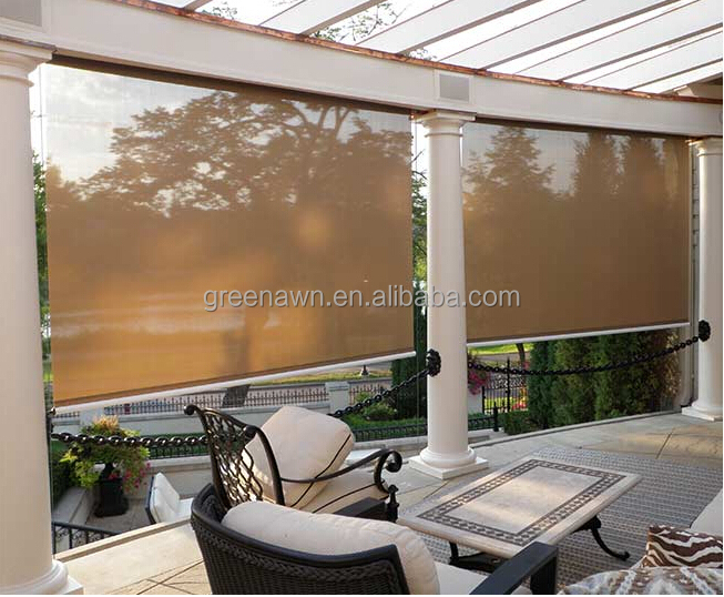 Outdoor Roller Blinds Parts Folding Shade Buy Blinds