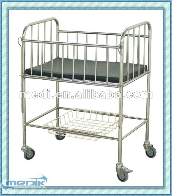 NEW model of YA-B4! hospital beds for babies&medical cot