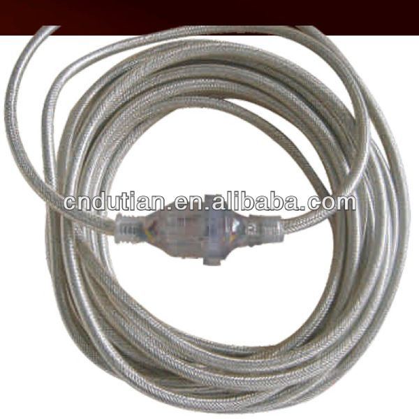 hot sale Australian standard waterproof industrial extension leads with socket and plug