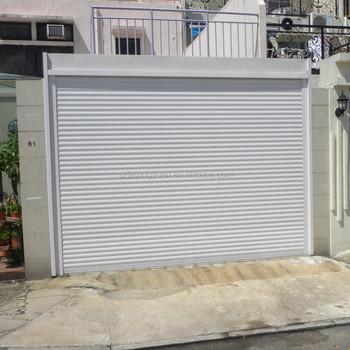 Residential Electric Aluminum Roller Shutter Garage Door Buy