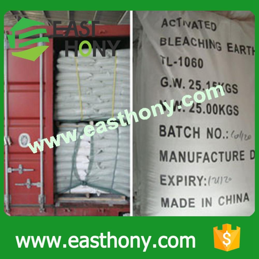 Granular clay active bentonite clay for bleaching kerosene