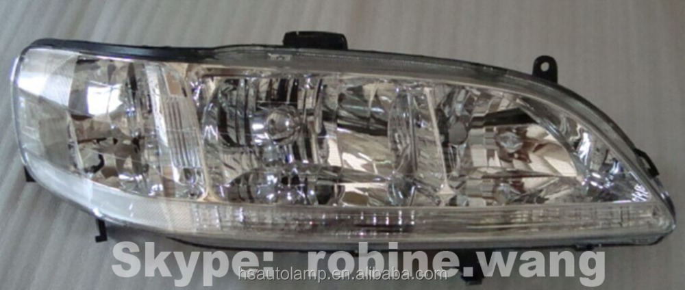 Replacement Head Light For Honda Accord 1998-2002,New Head Lamp ...