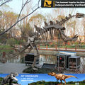 My dino-park stop real dinosaur fossils