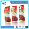 High Quality Food Grade Stand Up Clear Printing Plastic Bag Packaging For Baked Goods