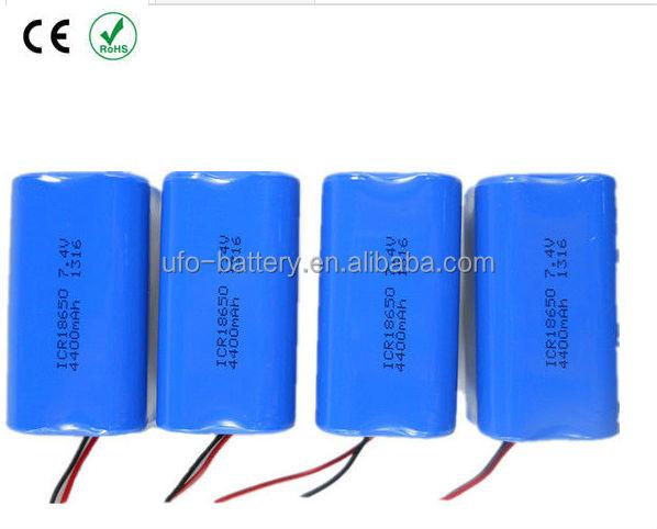 Bater a lipo 5 v 7 4 v 4400 mah bater a recargable de for Oferta pilas recargables