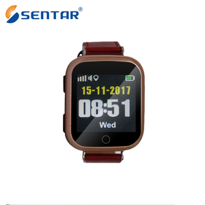 Emergency GPS Smart Tracker Watch With Heart Rate Monitor For Adult