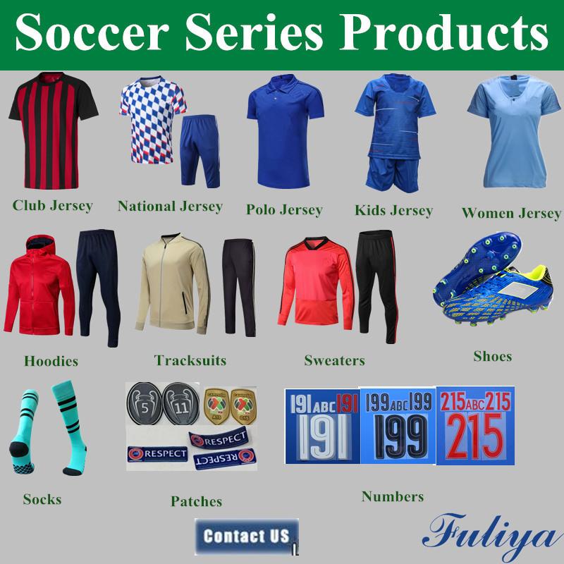 c78abeb357b 2018-2019 Hot Club Thai Quality Italy Soccer Jersey Uniforms - Buy ...