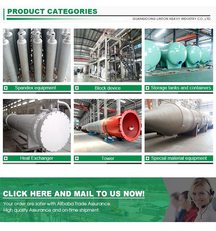 China Hersteller 304 Edelstahl Flachen Boden Lagerung Tank