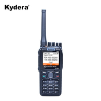 4000 channels miti functions DMR communicator 2-way radio handy talky