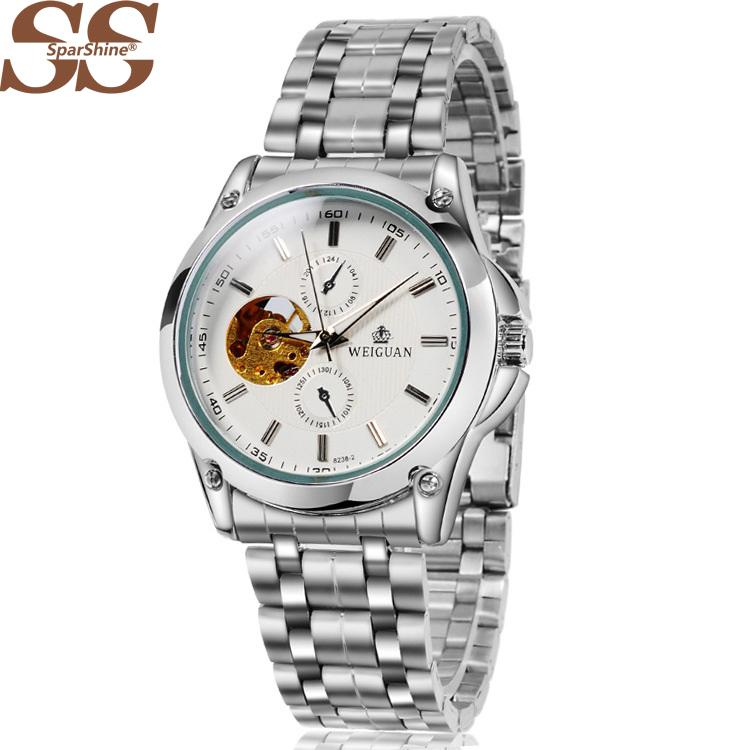 89176199df47 Get Quotations · SparShine Female Watch Watches Casual Wristwatches Fashion  Men Electronics Geneva Montre Femme Montre Homme Woman