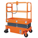 300kg small mobile auto electric man lift