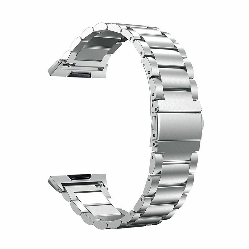Stainless Steel Metal three bead  smart watch band  for Apple Watch