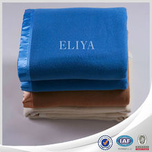 ELIYA cheap wholesale wool blankets price , custom woollen blanket