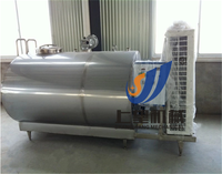 1000 Liter Milk Cooler Tank And Milk Cooling Tank Price/High Quality Milk Cooling Tank