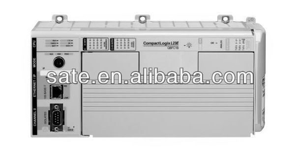 Allen-Bradley PLC 1769 Packaged Controllers with Embedded I/O