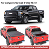 For Canyon Crew Cab 15-16 tonneau covers auto spare parts truck bed cover