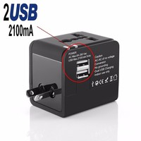 Factory supply 5v 2a female micro usb power adapter