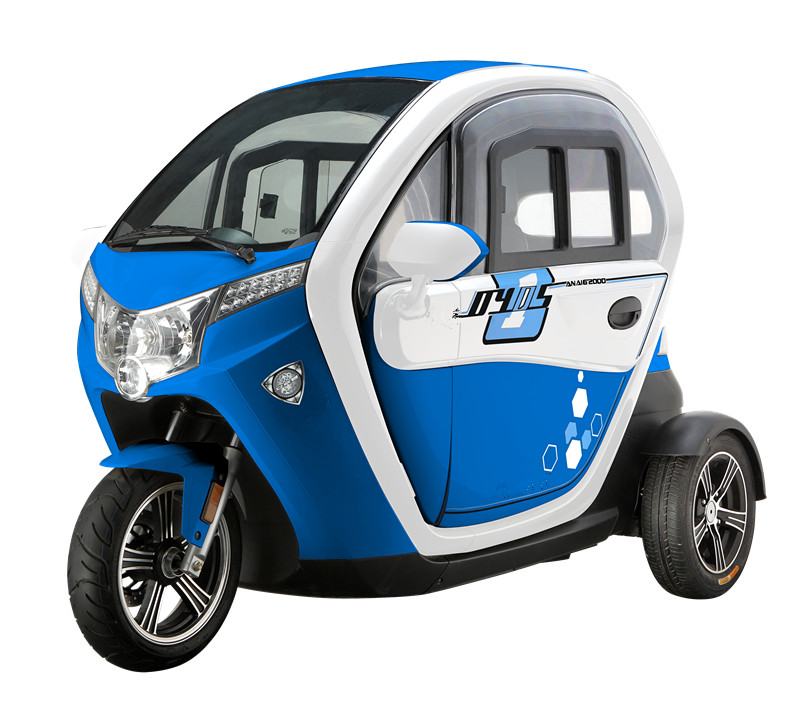 Eec 3 Wheel Electric Motorcycle Buy Three Wheel