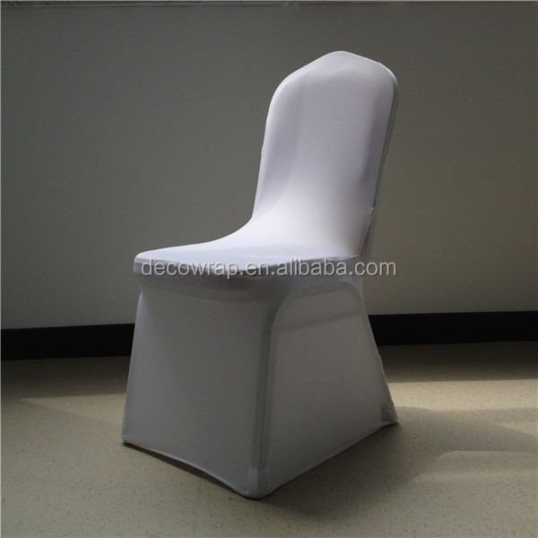 Top Sale Banquet And Wedding Used Wholesale Spandex Chair