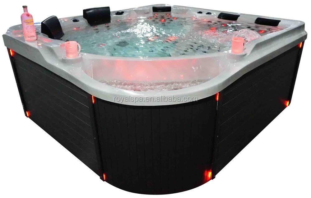 China Foshan Portable Hot Tub Spa Jacuzzi Function - Buy Portable ...