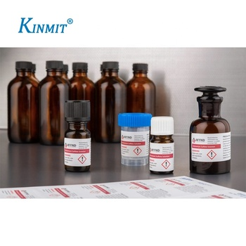 Custom Printed Self Adhesive Pharmacy Label, Prescription Label And Reagent Bottle Label