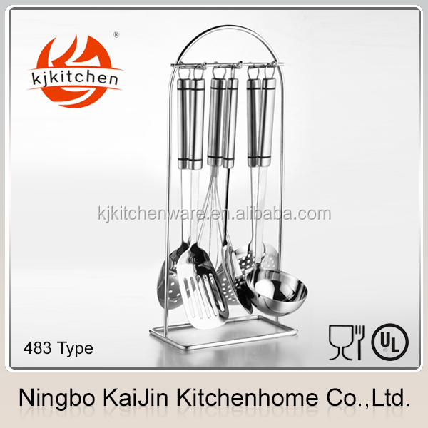KAIJIN Kitchen 483 type 2016 best stainless steel cookware set